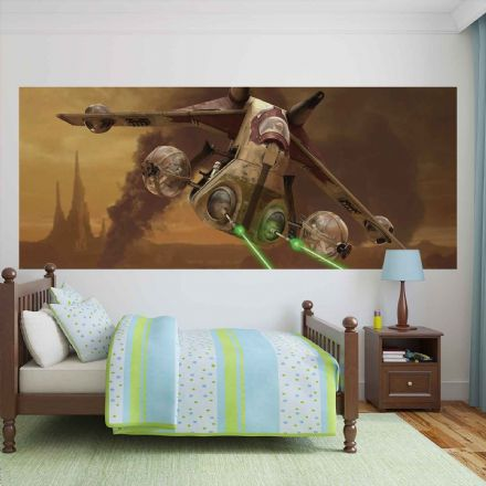 Panoramic wallpaper mural Star Wars 1593VEP